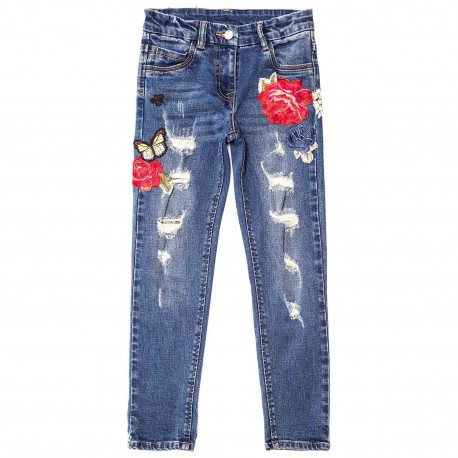 Jean Fashion C / Rose