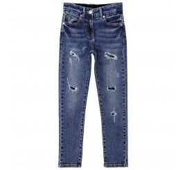 Pantalon Skinny Strappi