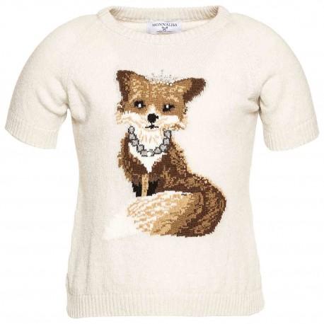 Camiseta Intarsio Fox