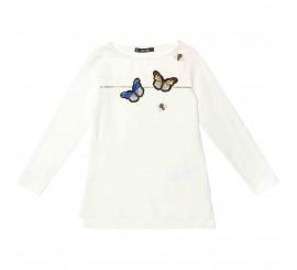 Camiseta C / Mariposas