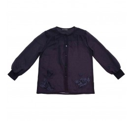 Blusa C / Patch Flowers
