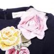 Vestido Appl.Rose