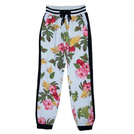 Pantalón deportivo estampado