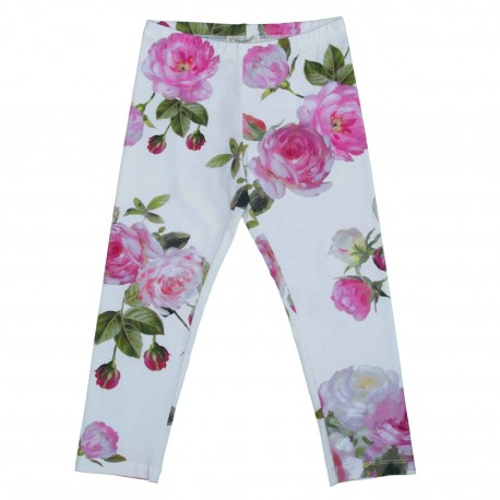Legging estampado floral