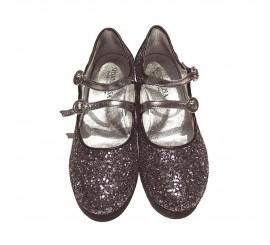 Zapato Plata laminada