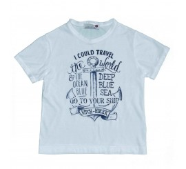 Hitch-Hiker T-shirt St. Ancora