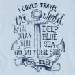 Hitch-Hiker T-shirt St. Ancora