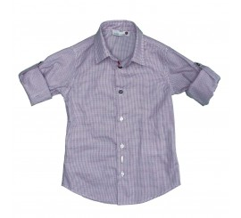 Hitch-Hiker Camisa C/Lacci