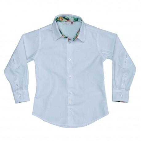 Hitch-Hiker Camisa Manica Lunga