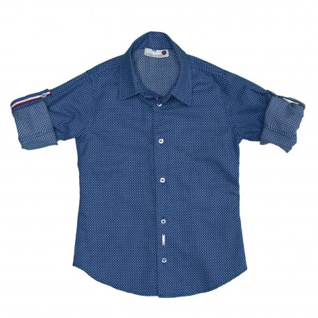 Hitch-Hiker Camisa C/Lacci III